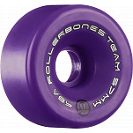 Rollerbones Team Logo 57mm 98A 8pk Purple