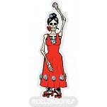 Rollerbones Sticker DOD Girl Dancing Sticker single