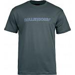 Rollerbones Men's Neon T-shirt Asphalt