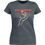 Rollerbones Woman's Derby T-shirt Asphalt