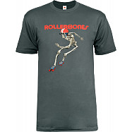 Rollerbones Men's Derby T-shirt Asphalt