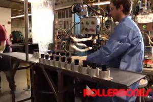 RollerBones + Bones Bearings = A Winning Combination