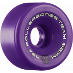 Rollerbones Team Logo 62mm 98A 8pk Purple